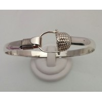 RA158M6MB Medium Nantucket Basket Bangle