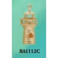 RA1112C Large Lighthouse Charm