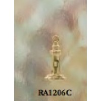 RA1206C Flat Lighthouse Charm