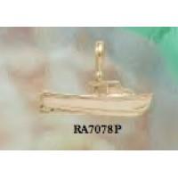 RA7078P Lobster Boat Pendant