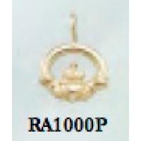 RA1000P Tiny Claddagh Pendant